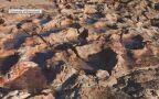Ślady dinozaurów znalezione w Australii